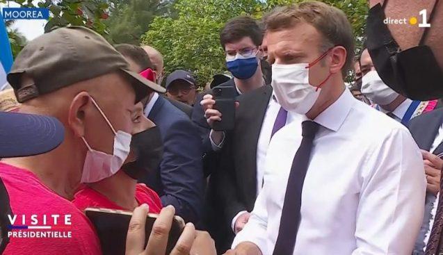 Macron 193 nucléaire