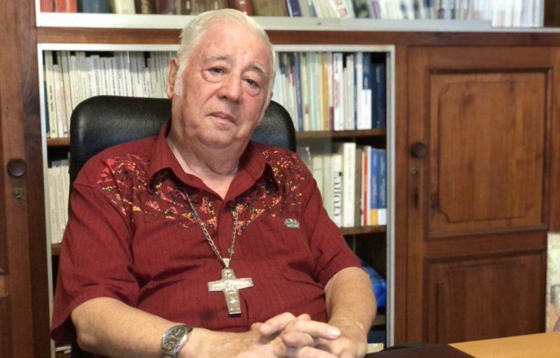 Cottanceau - archeveque diocese Papeete
