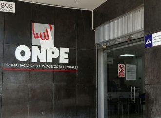ONPE habilitará 104 centros de cómputo para el día de elecciones