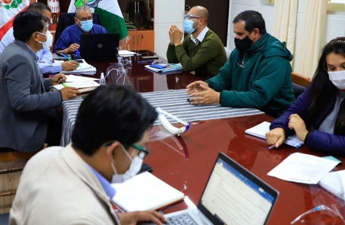 Aprueban plan de vacunación contra la COVID-19 para Amazonas