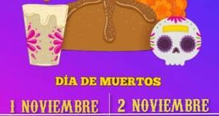 Ayuntamiento de Comondú Realiza Festival del Día de Muertos