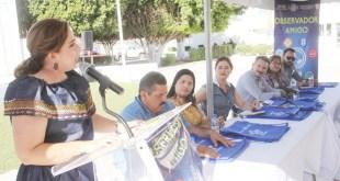 Realiza Ayuntamiento de Comondú Feria de Prevención Social del Delito