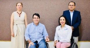 Participa Coordinación para la Inclusión de las Personas Discapacidad en ciclos de conferencias