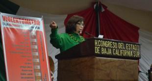 Solicita Congreso del Estado se realice campaña para evitar la violencia hacia las mujeres