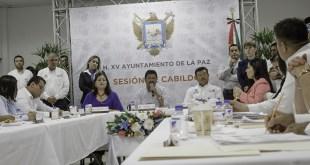 Cabildo de La Paz no autorizó el aumento al transporte público