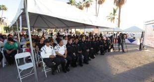 PRESENTA POLICÍA MUNICIPAL PROGRAMA LUDO SEG