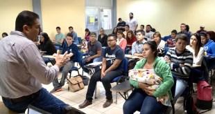 BCS necesita de fuerza y liderazgo de jóvenes sudcalifornianos: Valdivia Alvarado