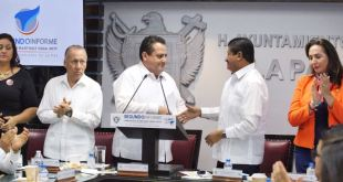 Reconoce CMD trabajo y avances en el Municipio de La Paz