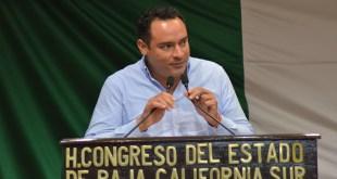 Coordinador del PAN en el Congreso le solicita al Delegado de Sedesol en la entidad que deje de hacer precampaña política