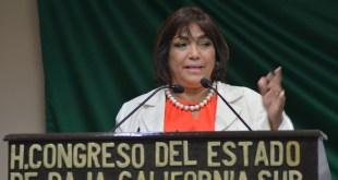 Pide Diputada Patricia Ramírez que se rescate la Casa de Piedra en Loreto como Patrimonio Nacional