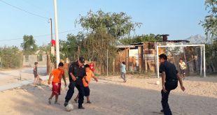 POLICÍA MUNICIPAL REALIZA PREVENCIÓN DE DELITOS A TRAVÉS DE ACTIVIDADES CON GRUPOS SOCIALES