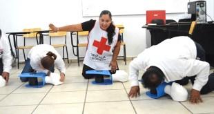 SE PREPARA A OPERADORES TELEFÓNICOS PARA BRINDAR ATENCIÓN PREHOSPITALARIA A TRAVÉS DEL 9-1-1