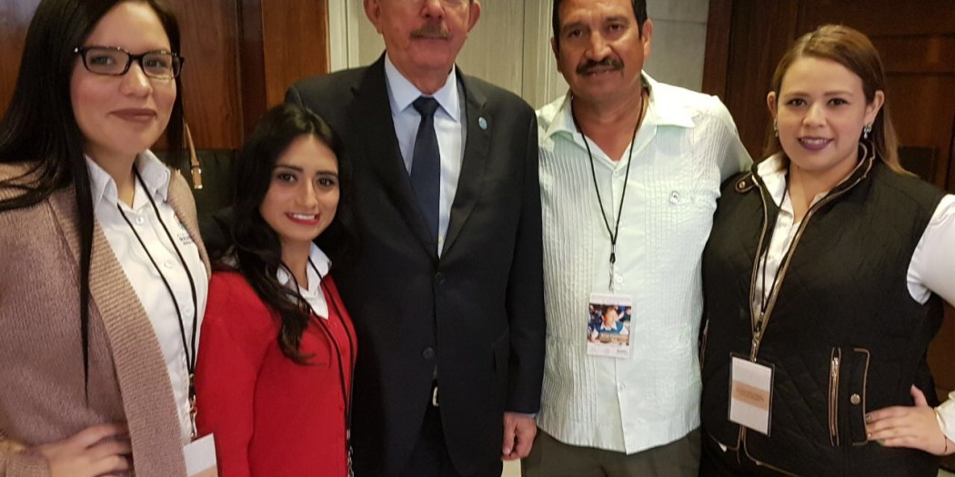 EQUIPO SUDCALIFORNIANO DE ESCUELAS DE TIEMPO COMPLETO PARTICIPÓ EN CAPACITACIÓN NACIONAL IMPARTIDA POR UNICEF
