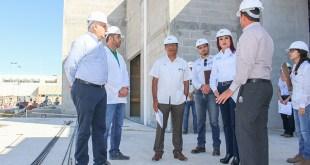 CONSTRUCCIÓN DEL CENTRO ONCOLÓGICO PRESENTA MAYOR AVANCE DEL PROGRAMADO