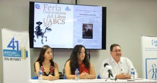 UABCS invita a asistir a la Feria Universitaria del Libro 2017