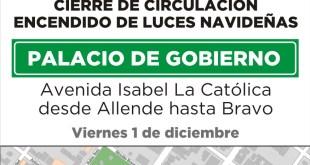 CIERRE DE VIALIDADES POR DIVERSOS EVENTOS