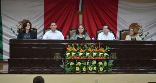 Se recordó el 43 Aniversario de la Promulgación de la Constitución del Estado
