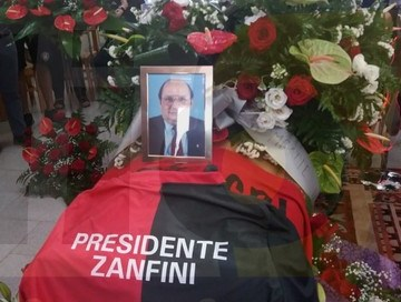 Scomparsa Zanfini, la lega Nazionale Dilettanti autorizza minuto di raccoglimento e il lutto al braccio.