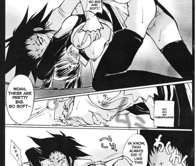 Road Kamelot D Gray Man Doujin Hentai Manga