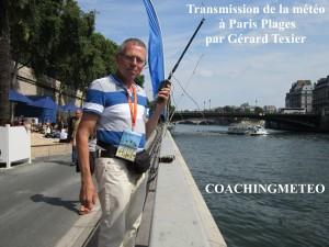 GERARD A PARIS PLAGES 2014