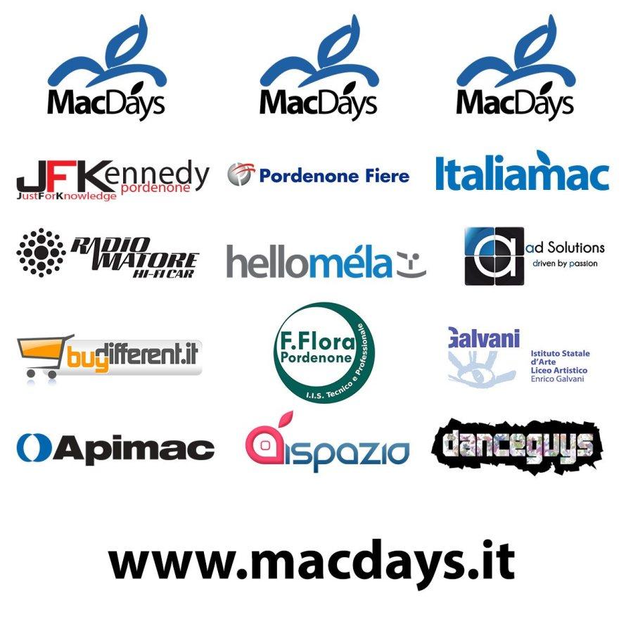 1x1 mt Loghi Partners macdays 2013 890x890 Secondo MacDays alla Fiera del Radioamatore Hi Fi Car 2013
