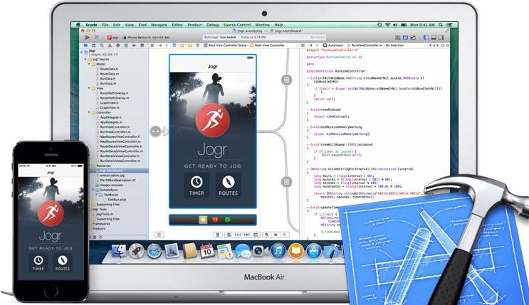 xcode Corso di programmazione app per iOS al MacDays 2014