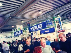 mercato radioamatore 71 280x210 Il grande Market per fare shopping tecnologico in fiera