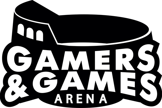 Logo Gamers Game Arena FrogByte LAN Party