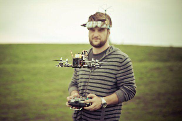 m44 DroneCompetitions Pilots 1 Ritornano i droni alla Fiera del Radioamatore