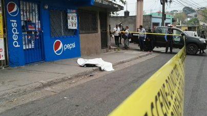 Estudiante Central asesinada 1