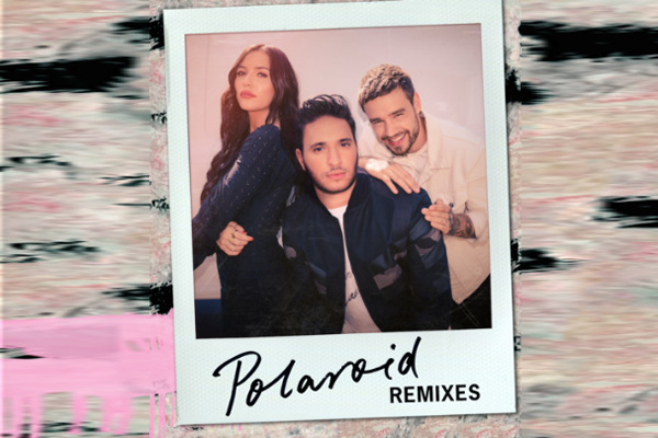Jonas Blue unveils vibrant new remix package for hit single 'Polaroid' featuring Liam Payne and Lennon Stella