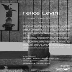 Invitation to Felice Levini, Boville