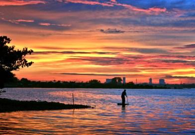 Wisata Danau Di Kota Industri
