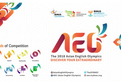 The Asian English Olympics 2018