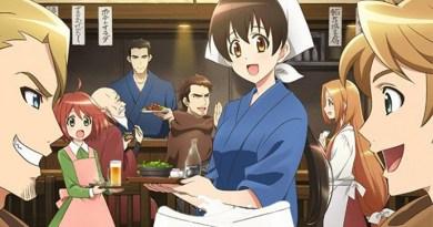 Anime Penggugah Selera Makanan yang Wajib Ditonton