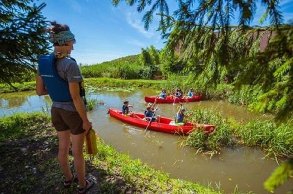 Kurzschule für Abenteuer und Lernen