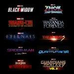 Sorties Marvel: les nouvelles dates