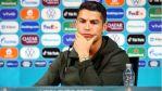People: Christiano Ronaldo snobe Coca Cola et invite tous le monde à boire de l'eau