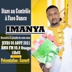 Stars au contrôle: Invité Imanya ( Audio)