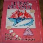 Se presentó el libro «Letras del Valle»