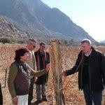 Bodegas de Salta se reunió con franceses en Cafayate