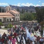 El municipio de Angastaco con mejor parque automotor que Cafayate