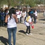 Defensa Civil capacitó a estudiantes y docentes de 13 escuelas
