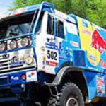 Kabirov desplazó a Chagin del primer puesto en camiones