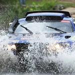 Sainz se quedó con la primera etapa en autos y es líder