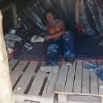 Detectaron condiciones infrahumanas de trabajadores dentro de una finca de Olmedo