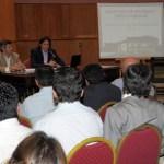 Parodi se reunió con los intendentes electos