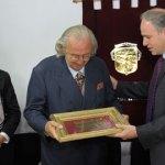 Arnaldo Etchart distinguido por el Concejo Deliberante de Salta
