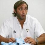 Carlos Retegüi brindará una clínica de hockey en Cafayate