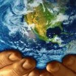 Se festeja en todo el mundo, el Día de la Tierra.